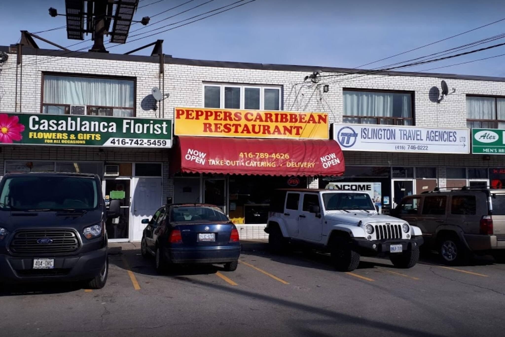 peppers caribbean toronto