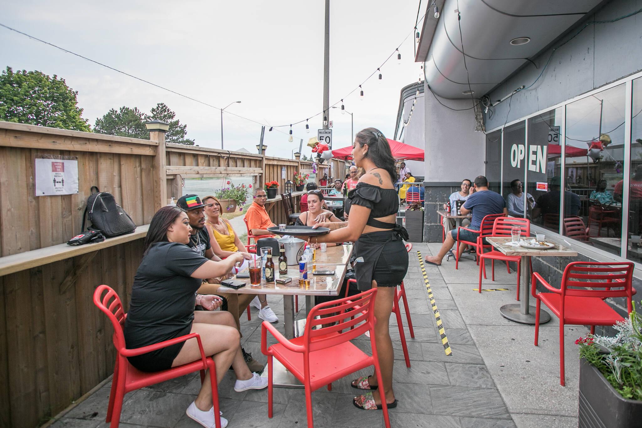 Spade Bar Lounge Toronto