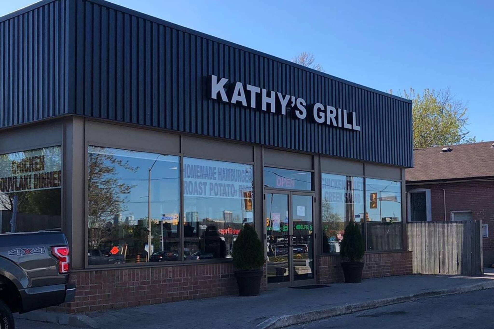 Kathys Grill Toronto
