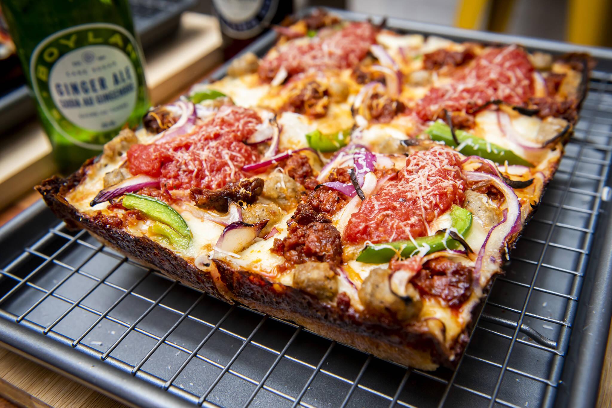 8Mile Pizza toronto