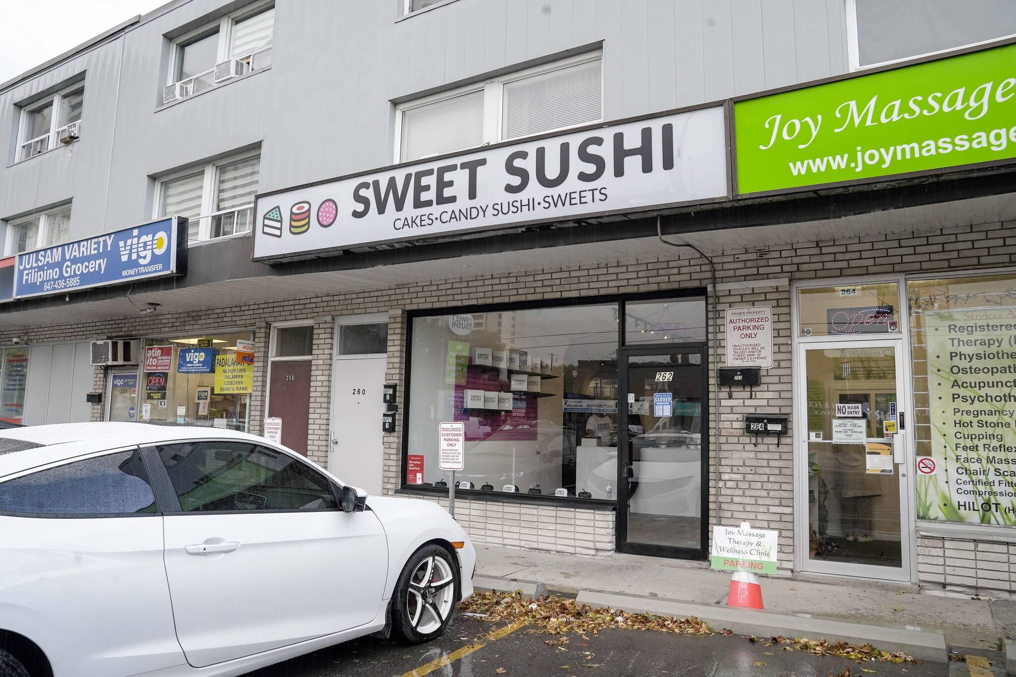Sweet Sushi Toronto