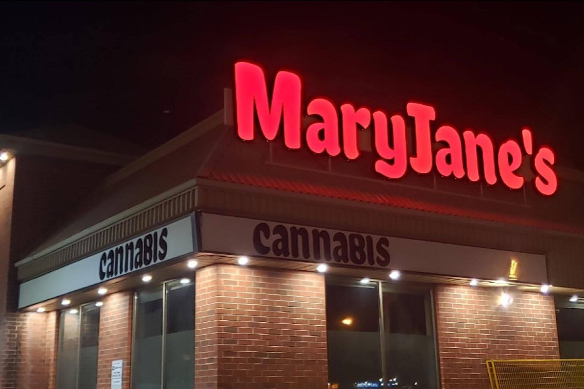 maryjanes cannabis toronto