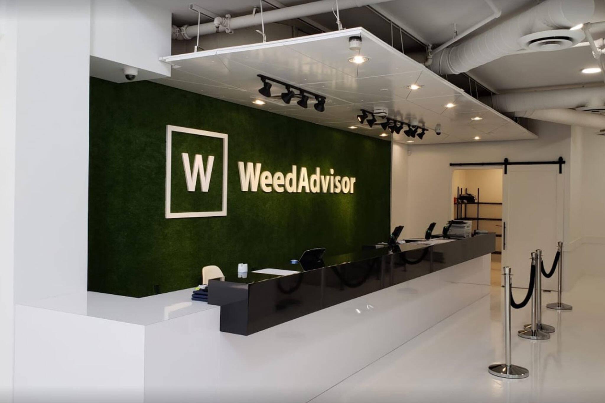 weedadvisor toronto