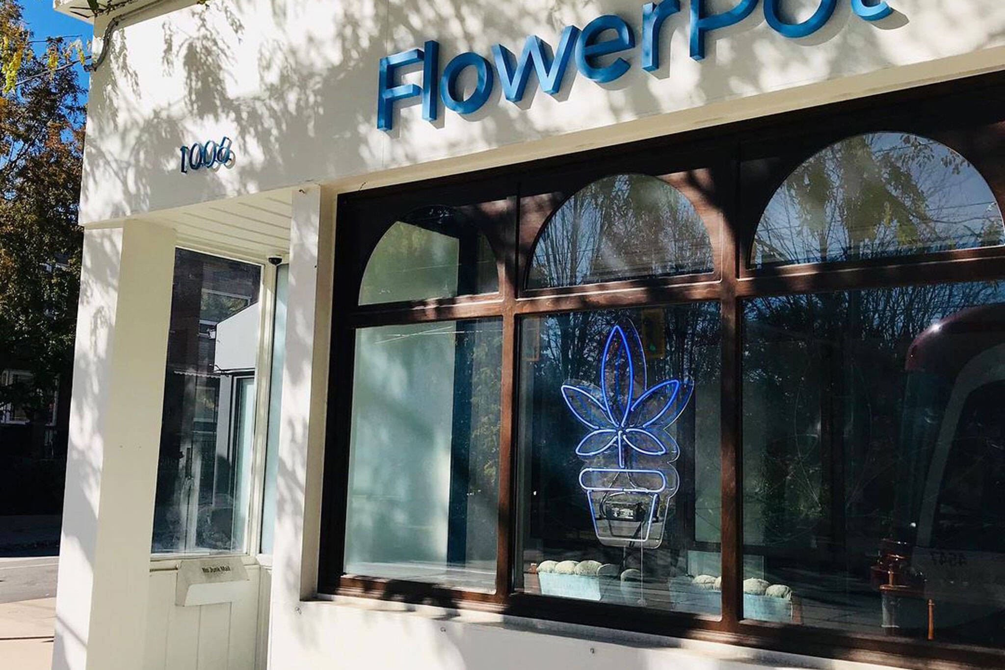 flower pot toronto