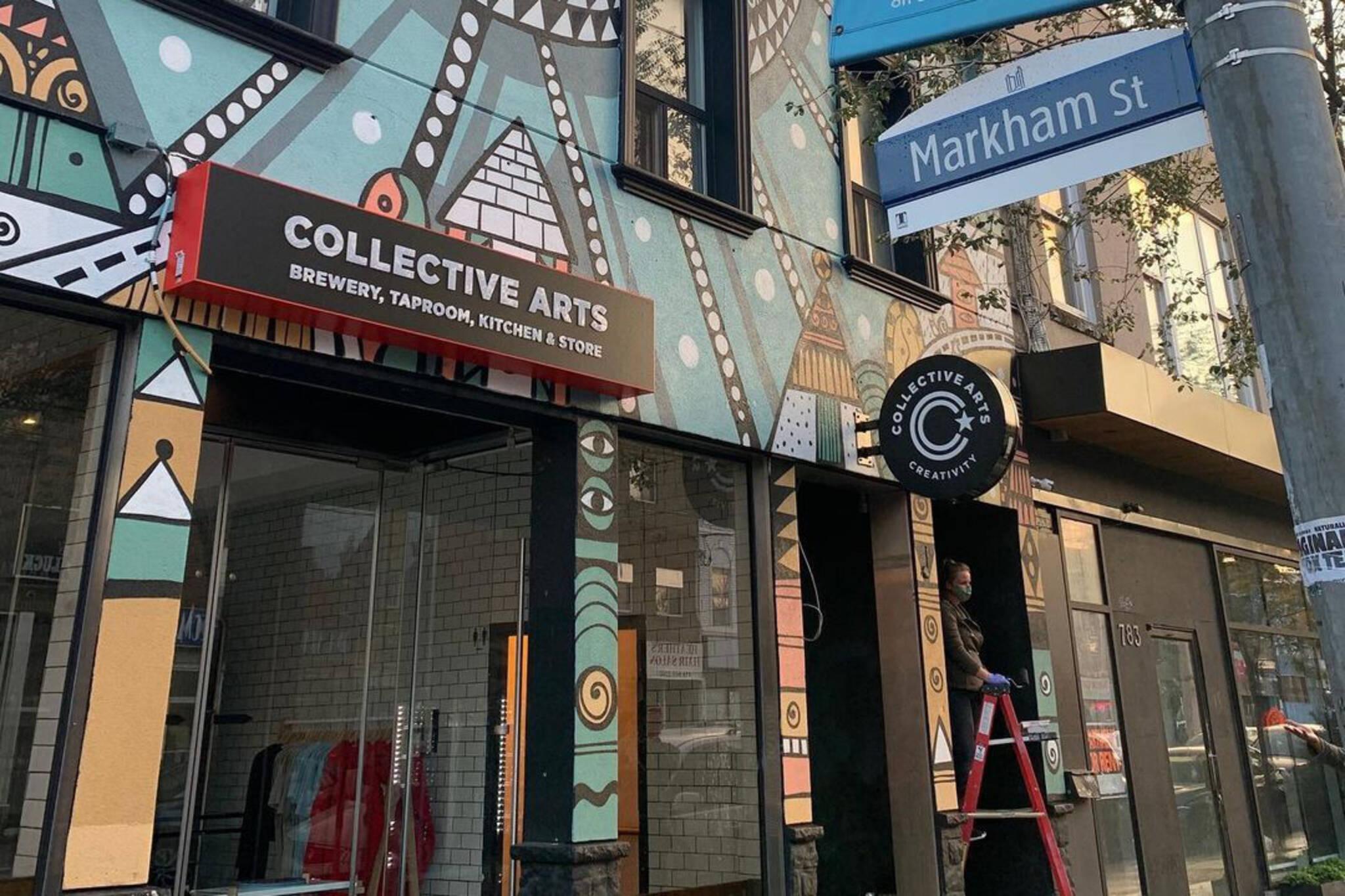 Collective Arts Brewing Toronto