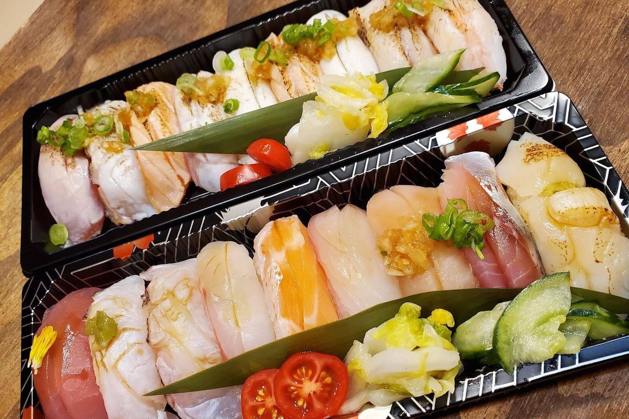 Atto Sushi Toronto