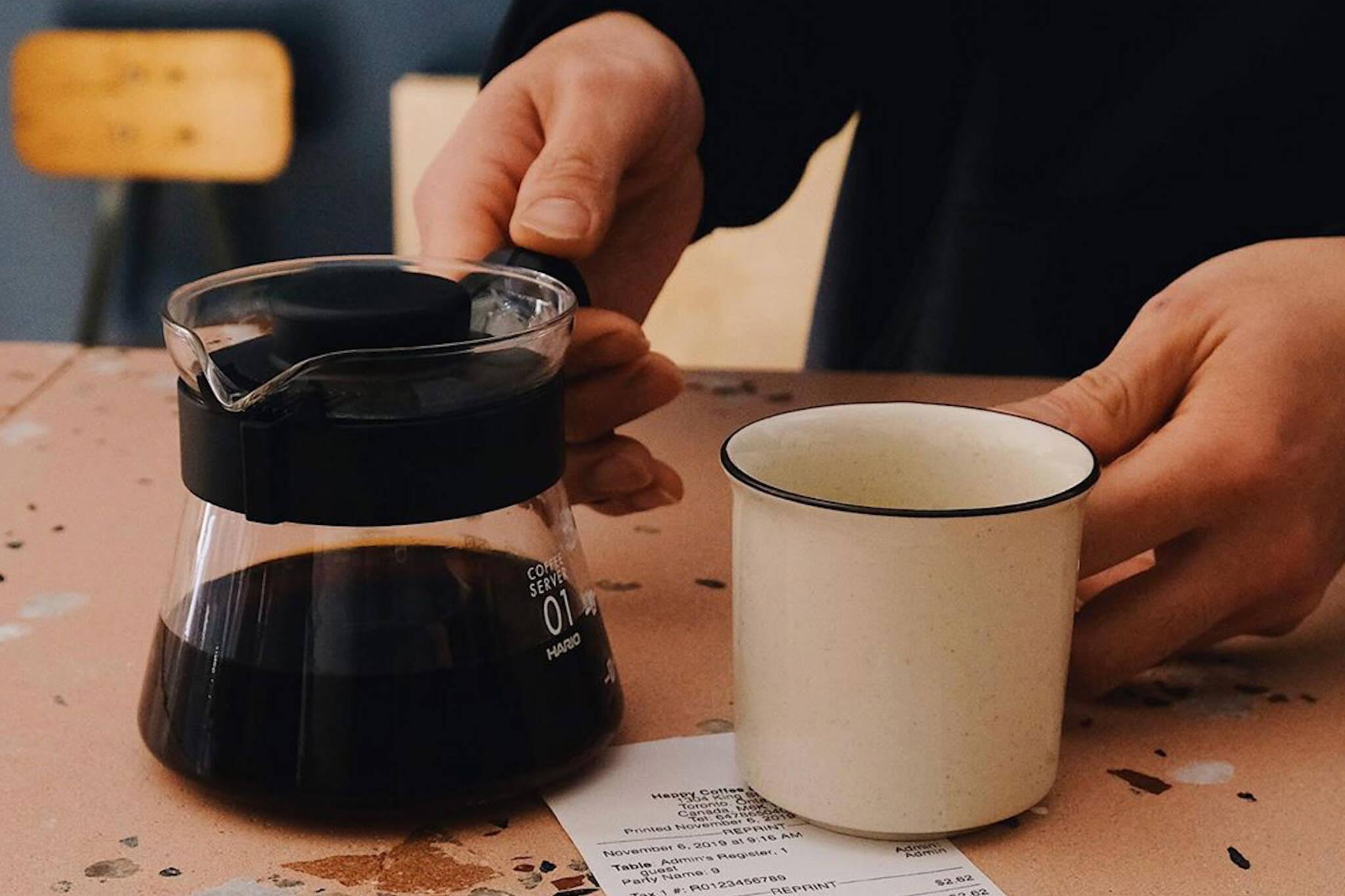 Happy Coffee Toronto