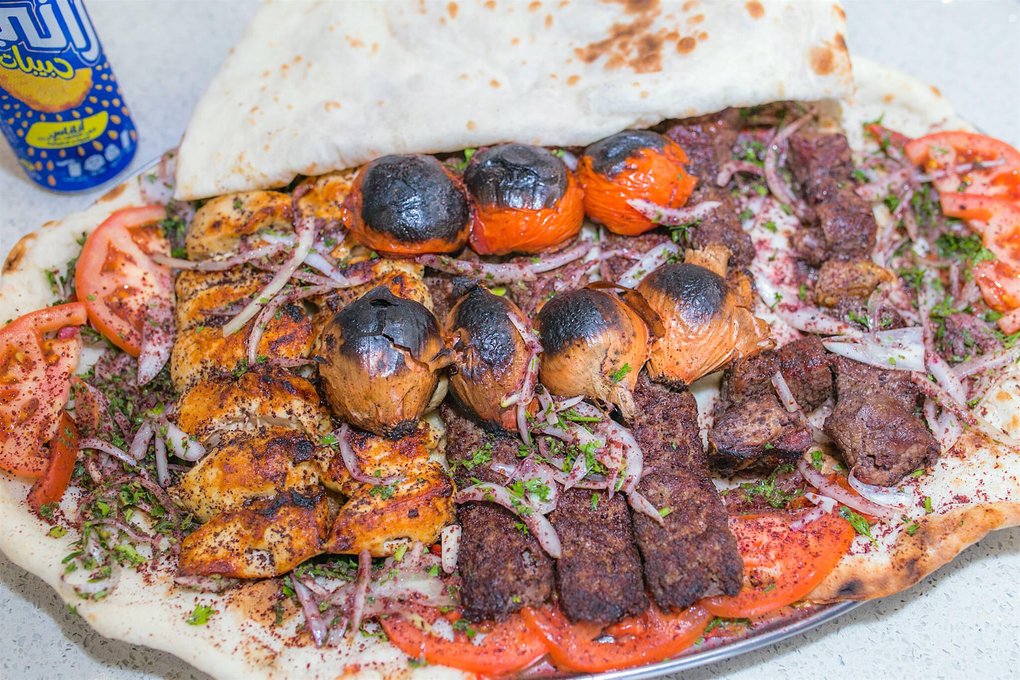 sumaq iraqi grill toronto