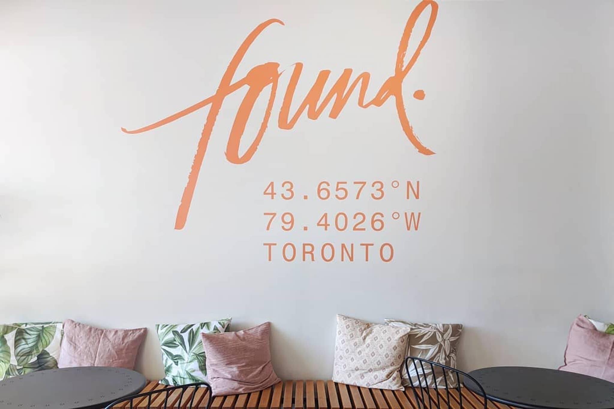 Found Toronto