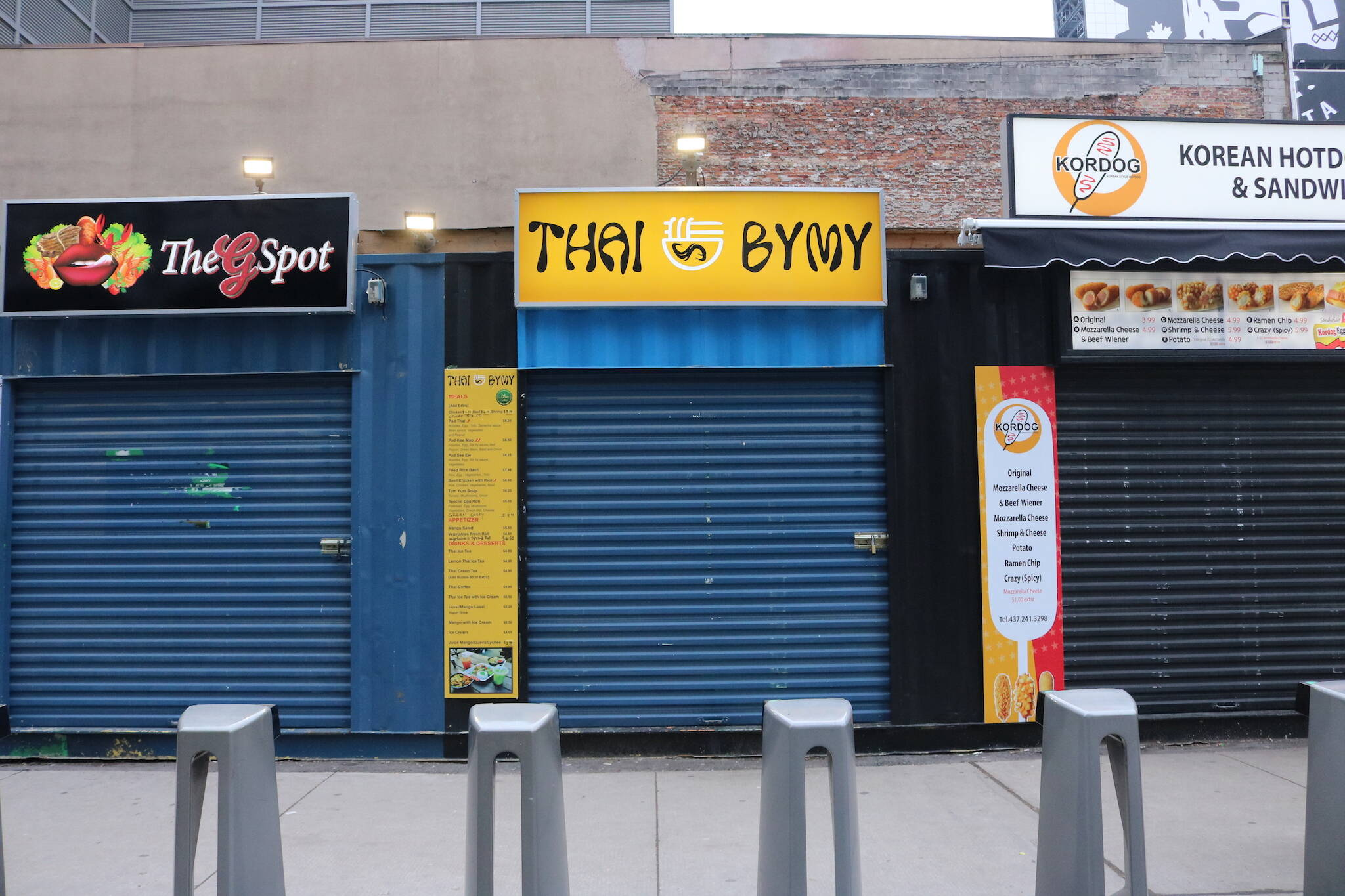Thai Bymy Toronto