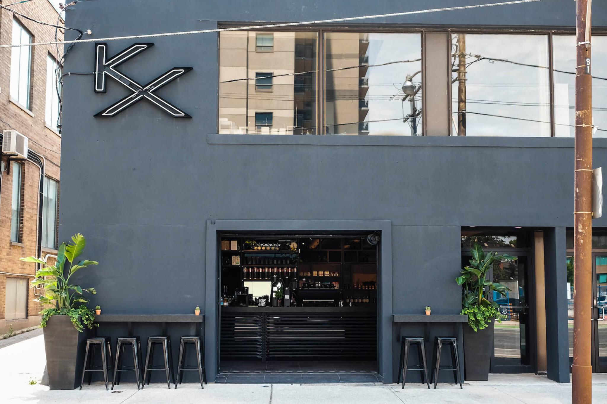 KX Coffee Bar Toronto