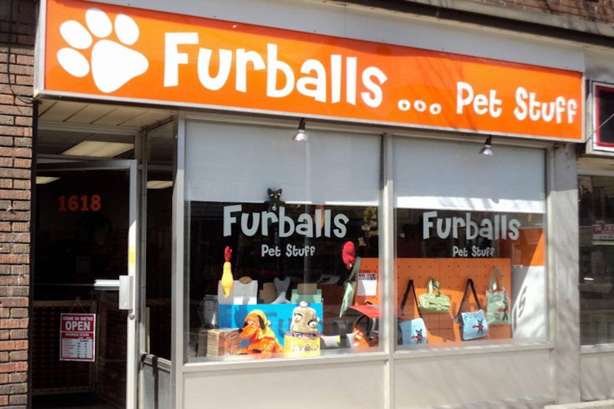 furballs pet stuff toronto