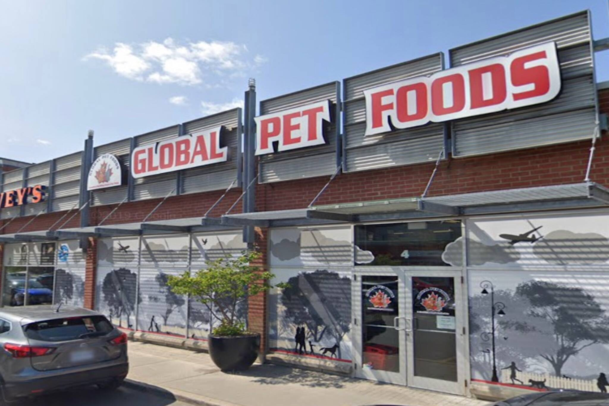global pet foods toronto