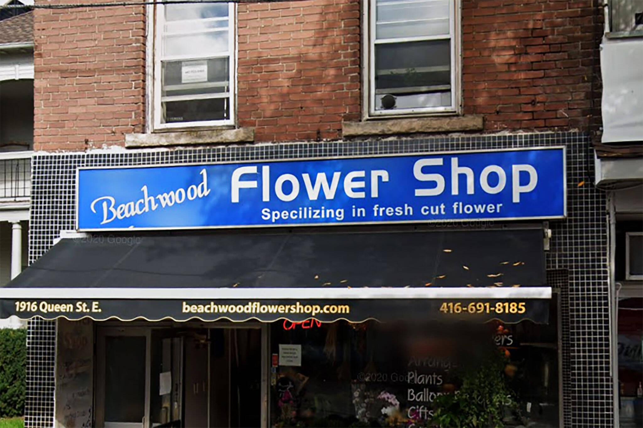 beachwood flower shop toronto