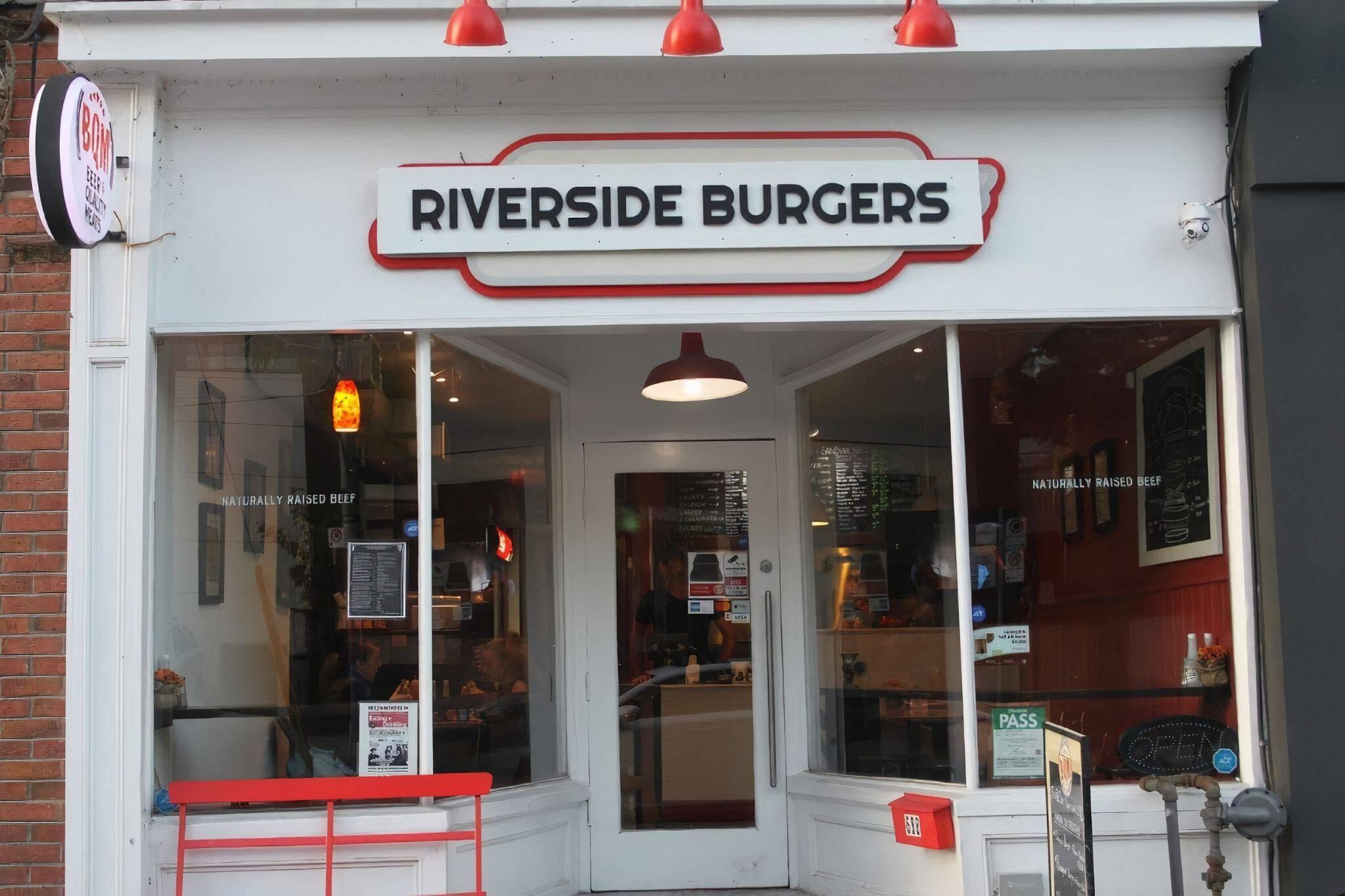 Riverside Burgers Toronto
