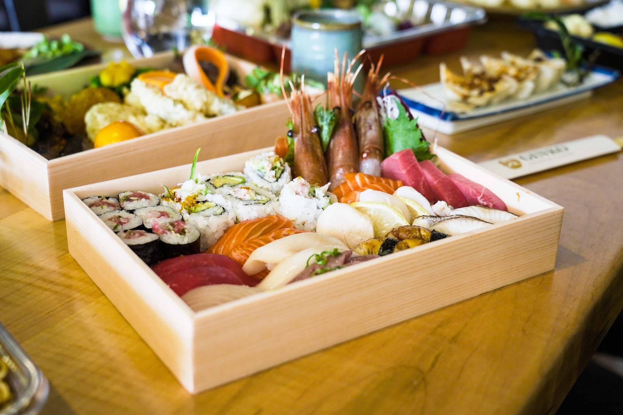ginko japenese restaurant toronto