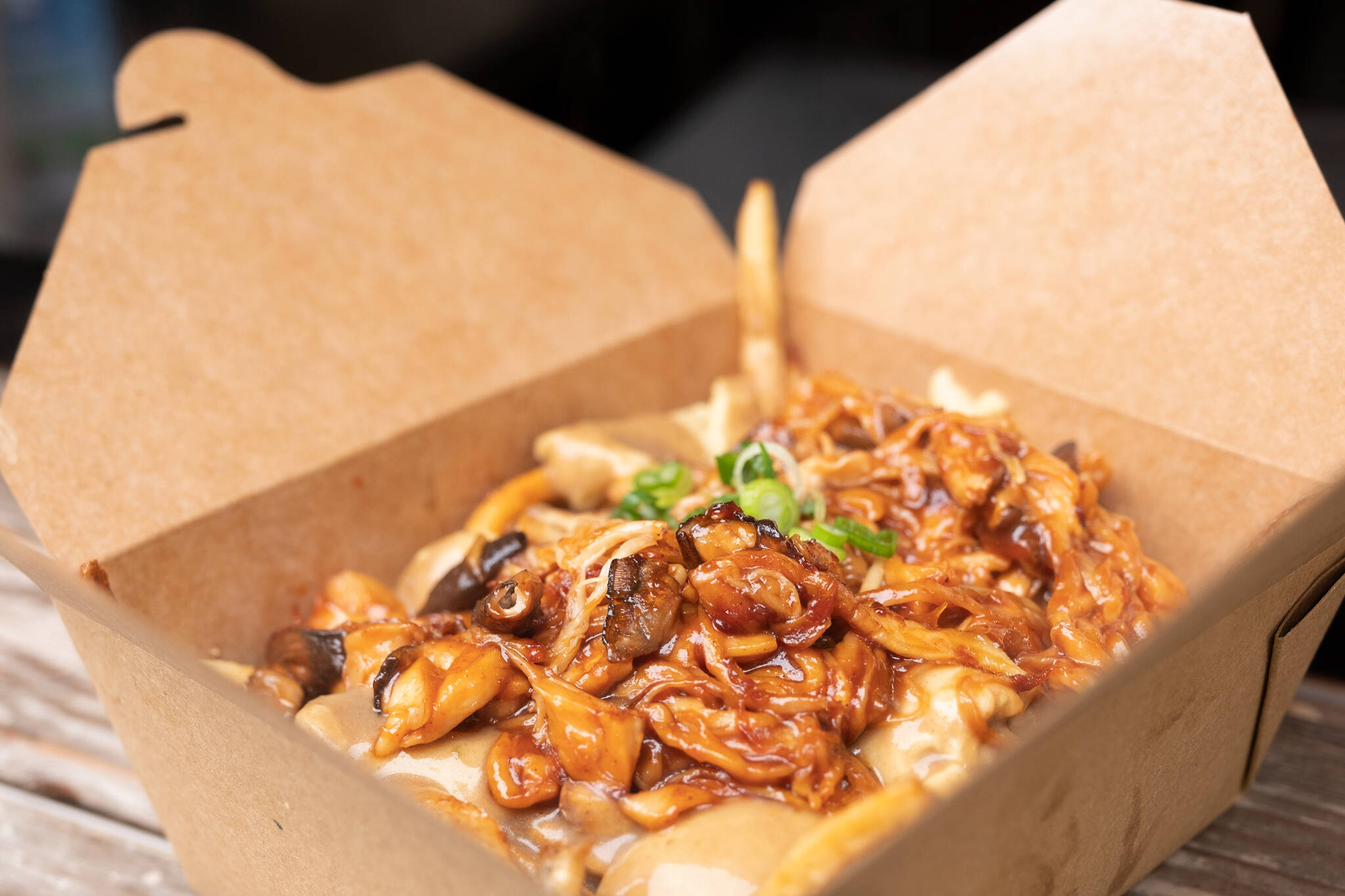 Sweet Po Vegan Eats Toronto