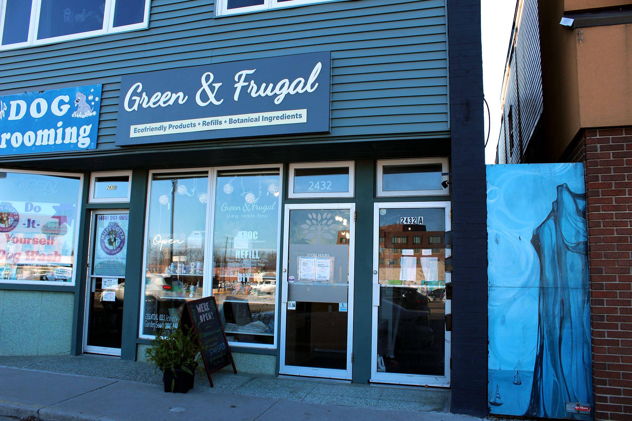 green frugal toronto