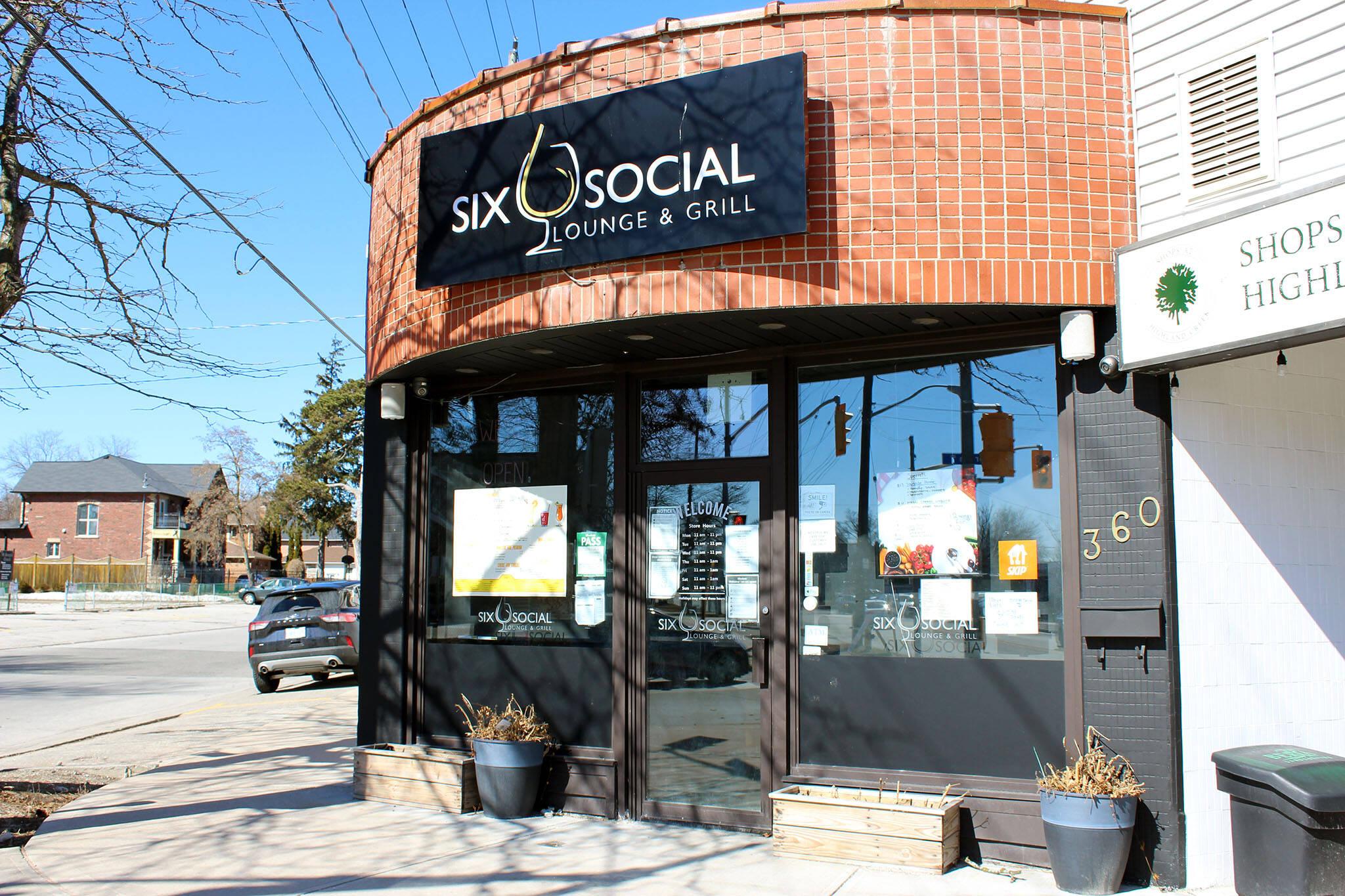 six social toronto