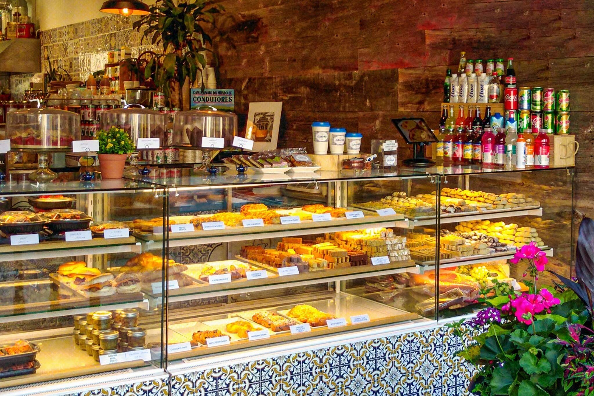Gaspar Cafe Toronto
