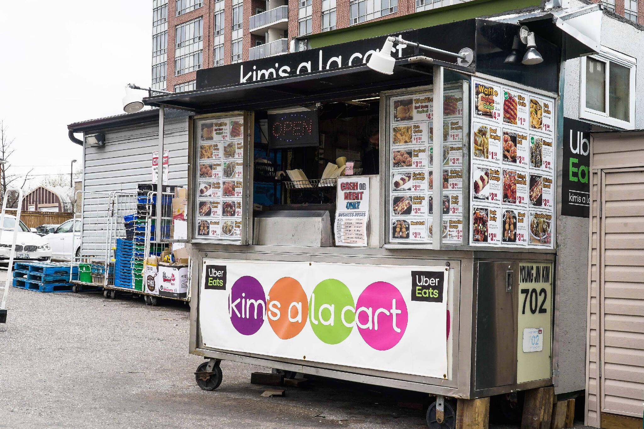 Kim's A La Carte Toronto