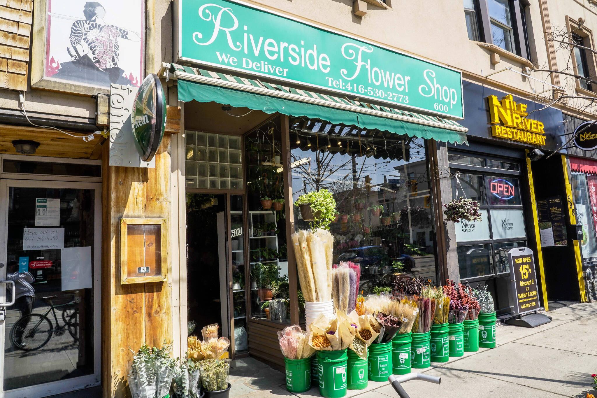 Riverside Flower Shop Toronto