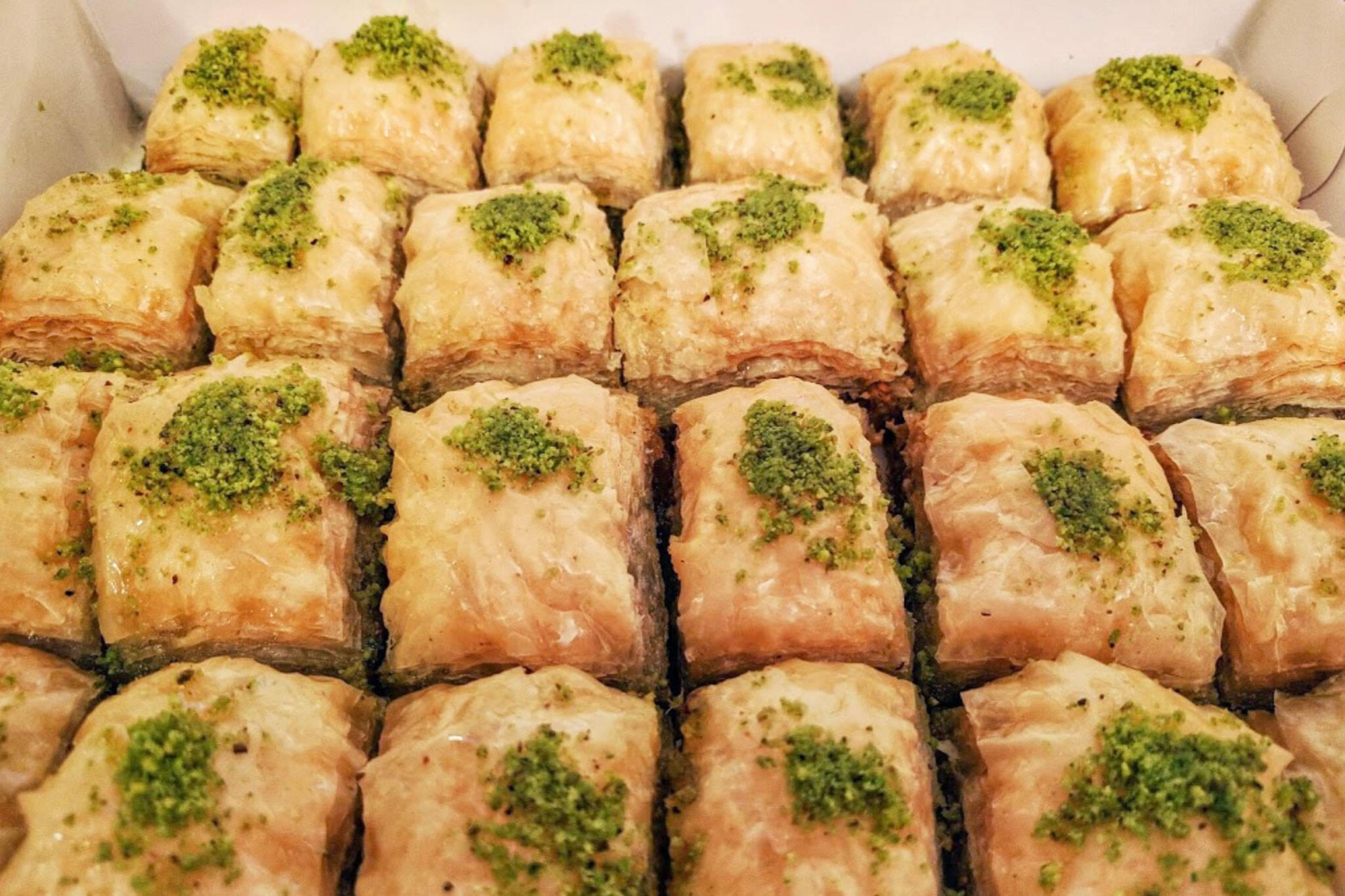 narin pastry toronto