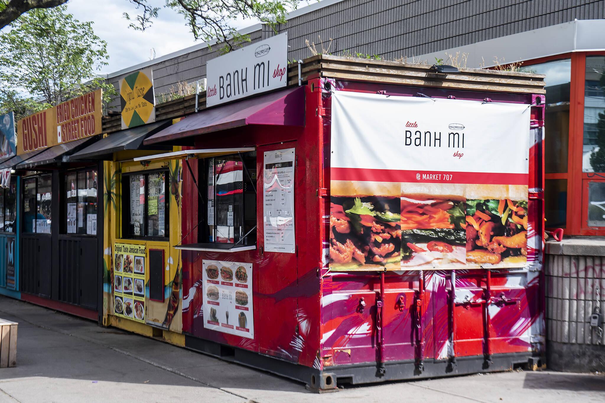 little banh mi shop toronto