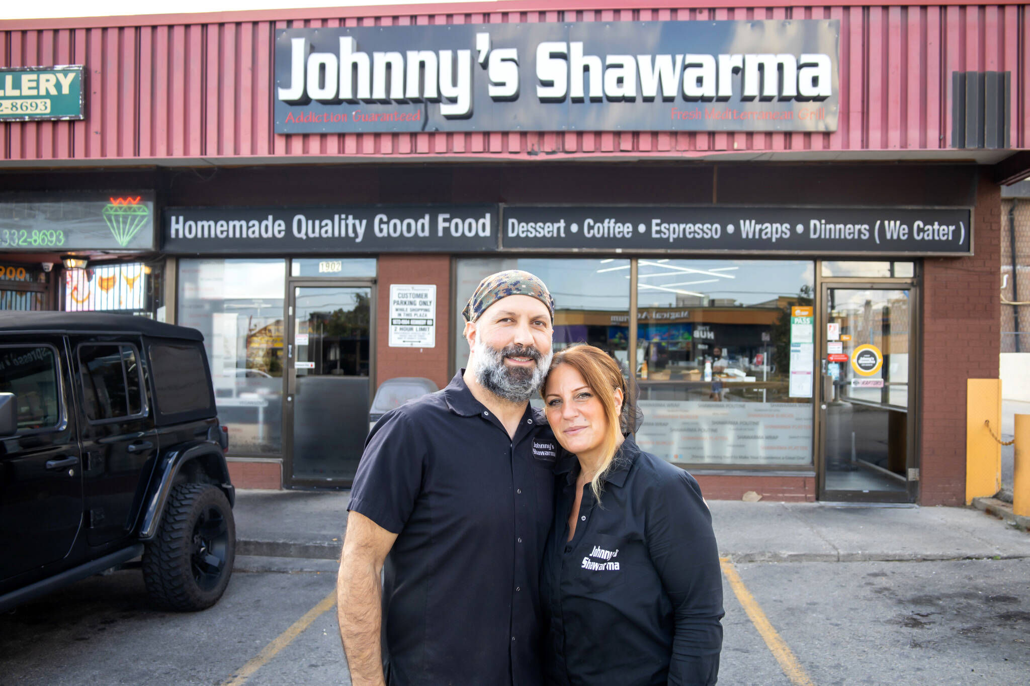 Johnnys Shawarma Toronto