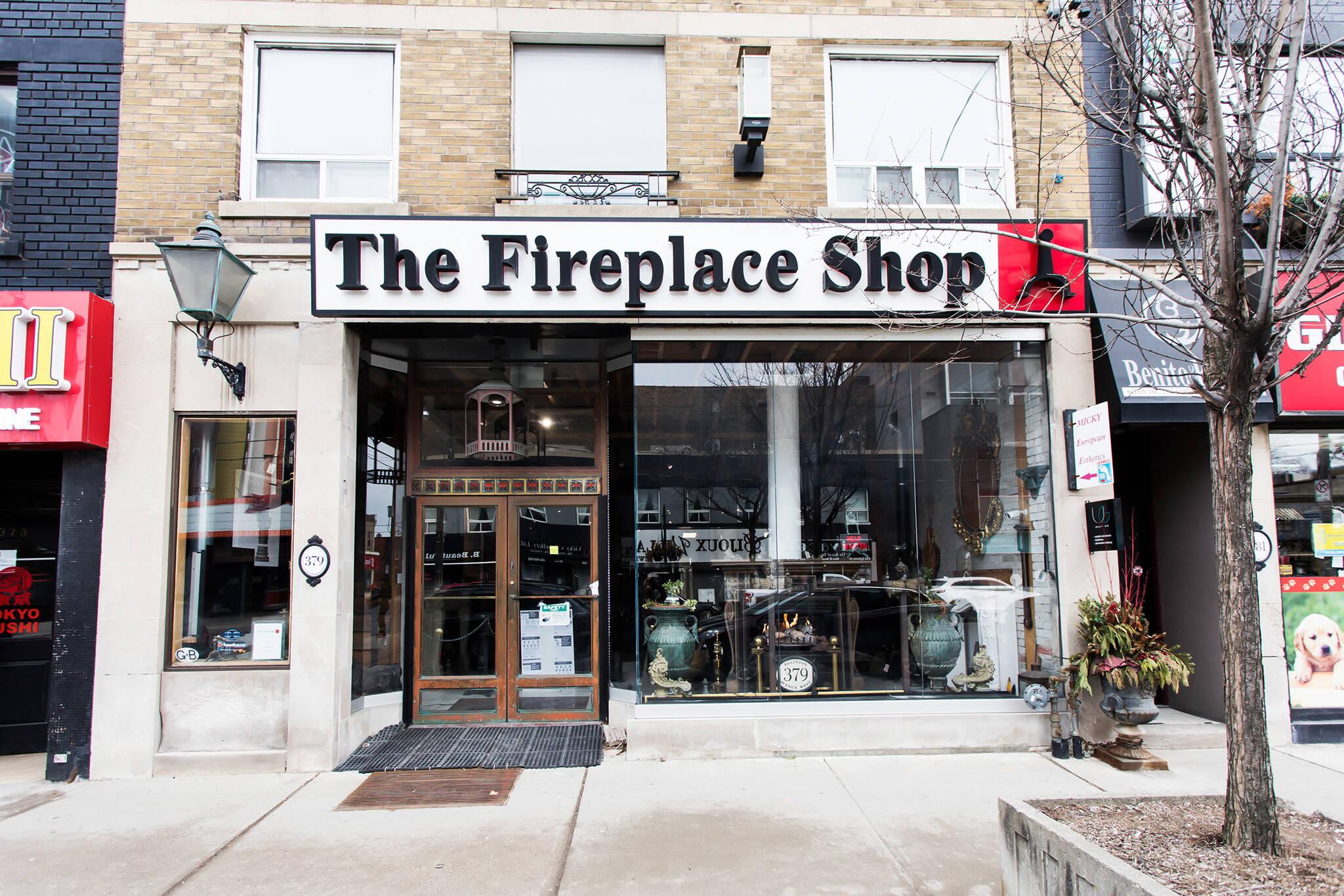 fireplace shop toronto