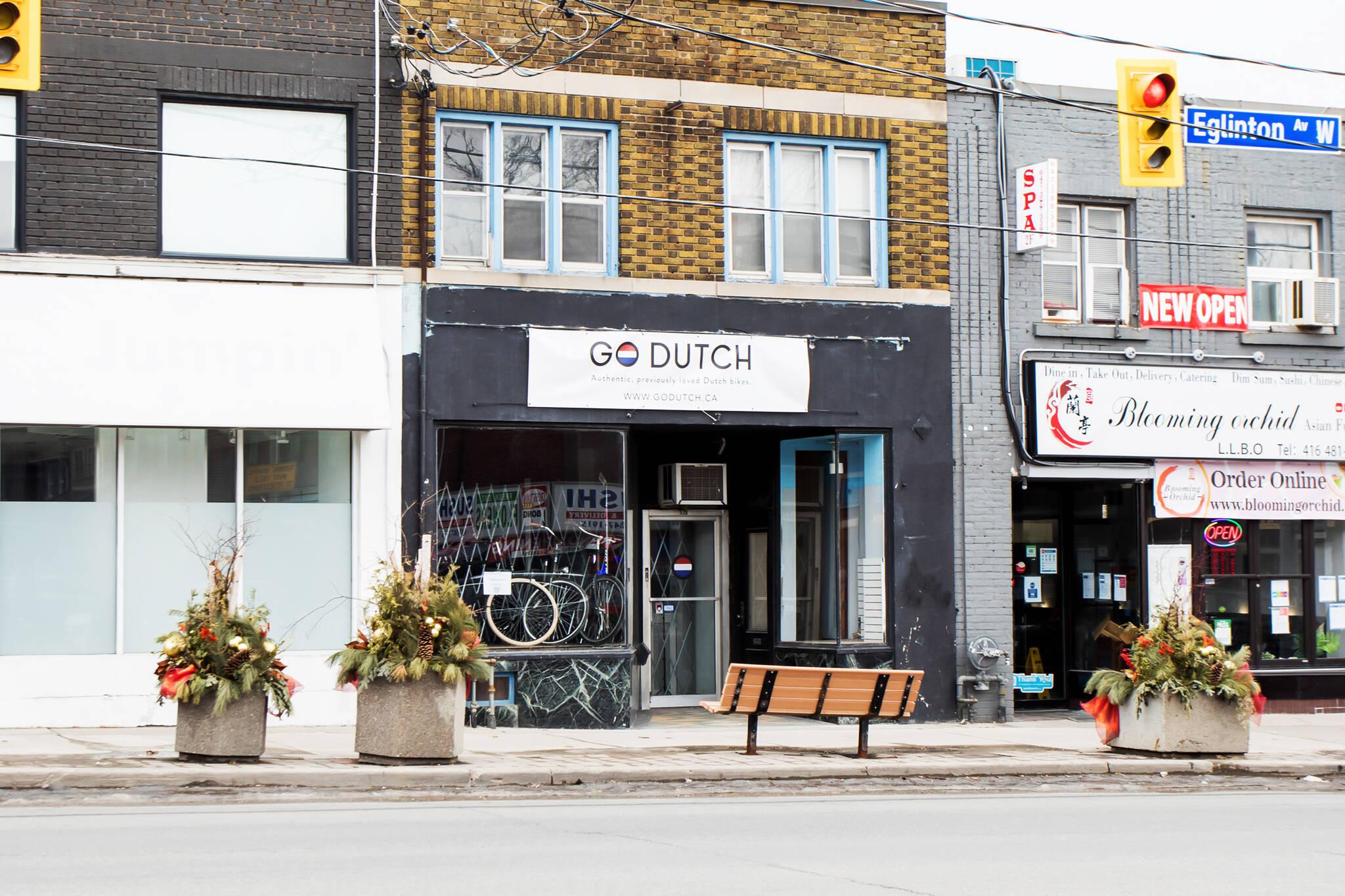 go dutch bikes toronto
