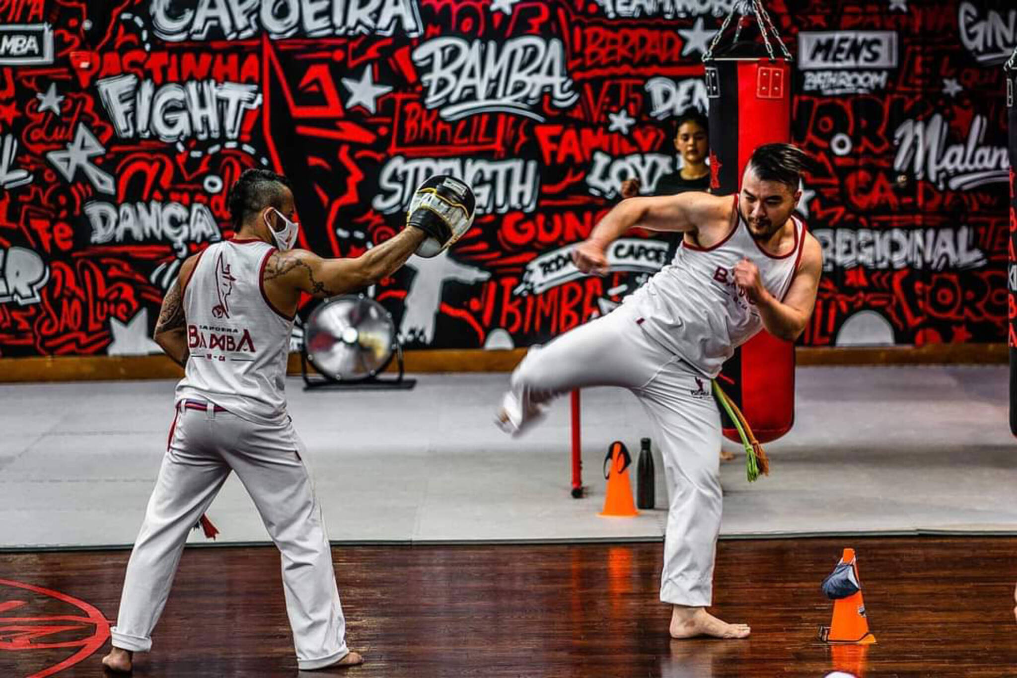 Capoeira Bamba