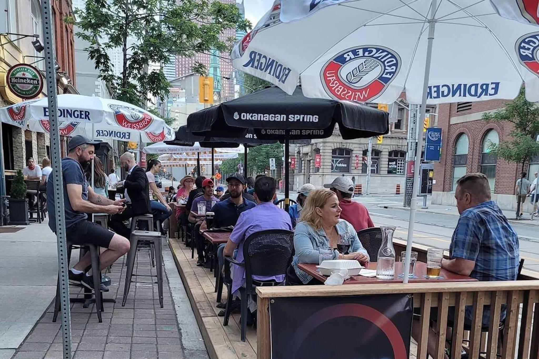 Bar Noir Toronto