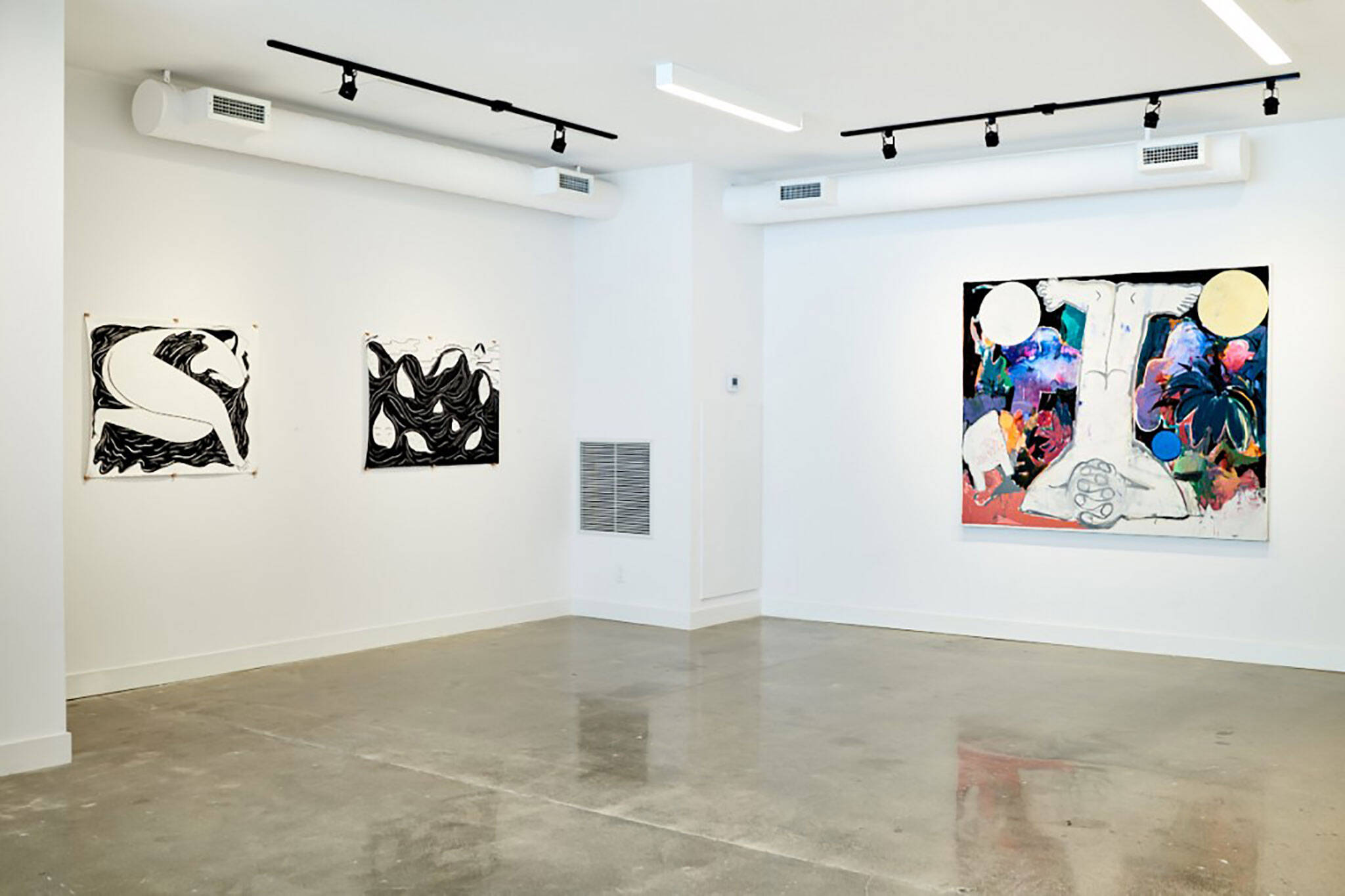 patel gallery viewing room toronto