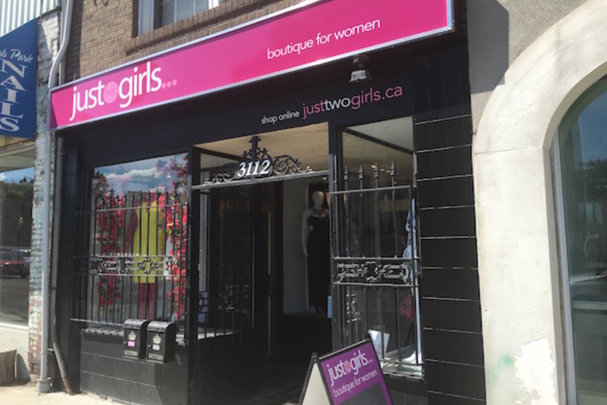 Just Two Girls Toronto