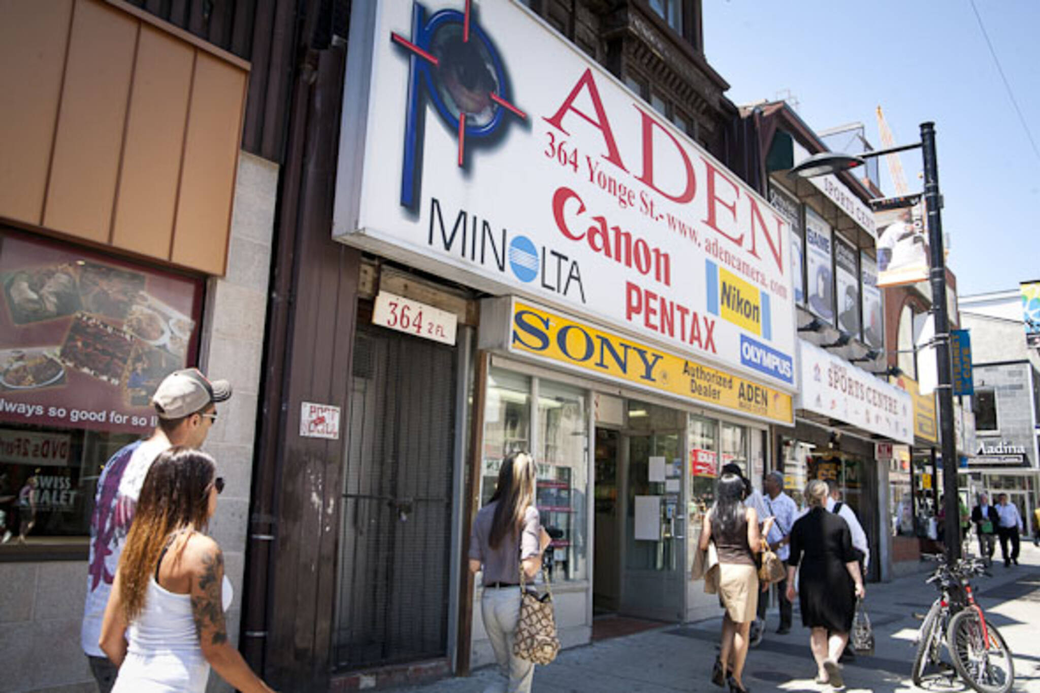 Aden Camera