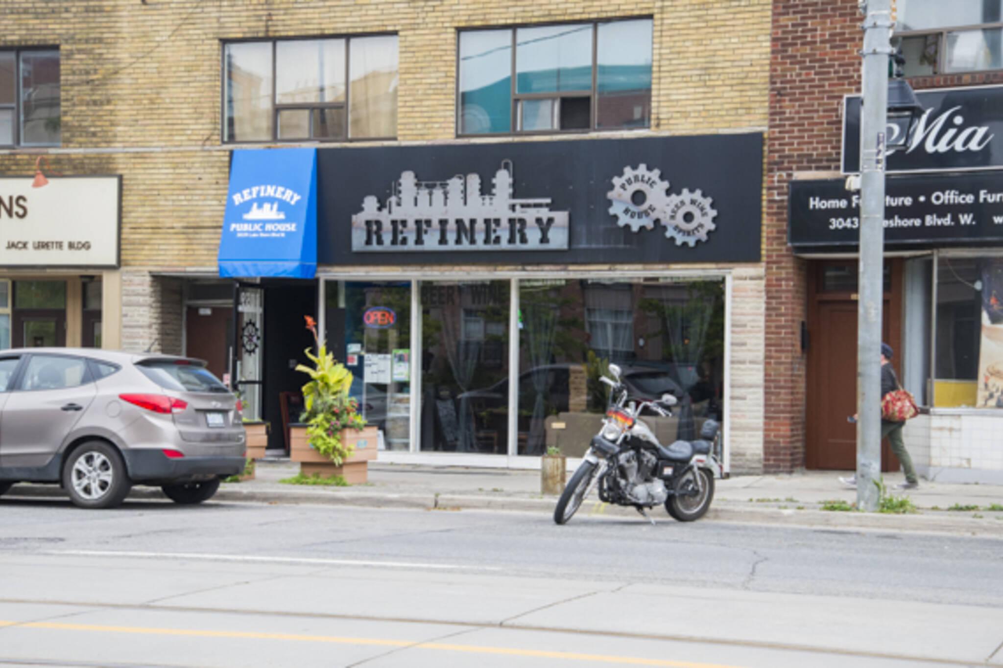 Refinery Pub Toronto