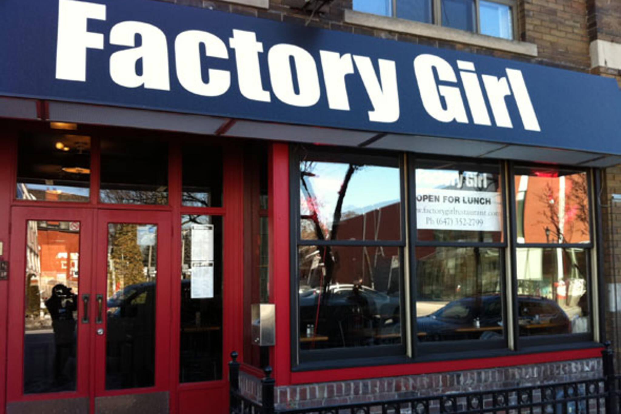 Factory Girl Toronto