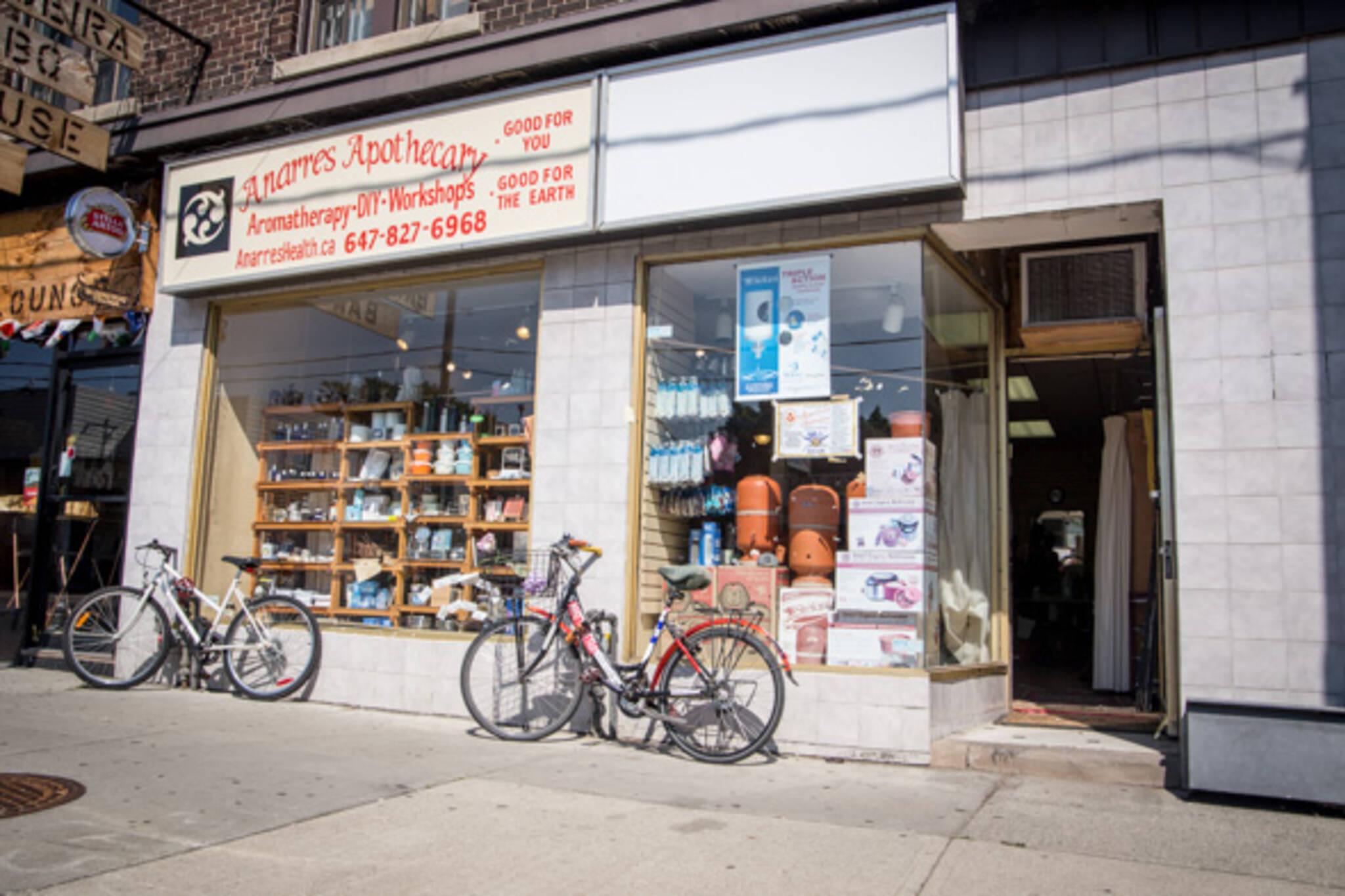 Anarres Apothecary Toronto