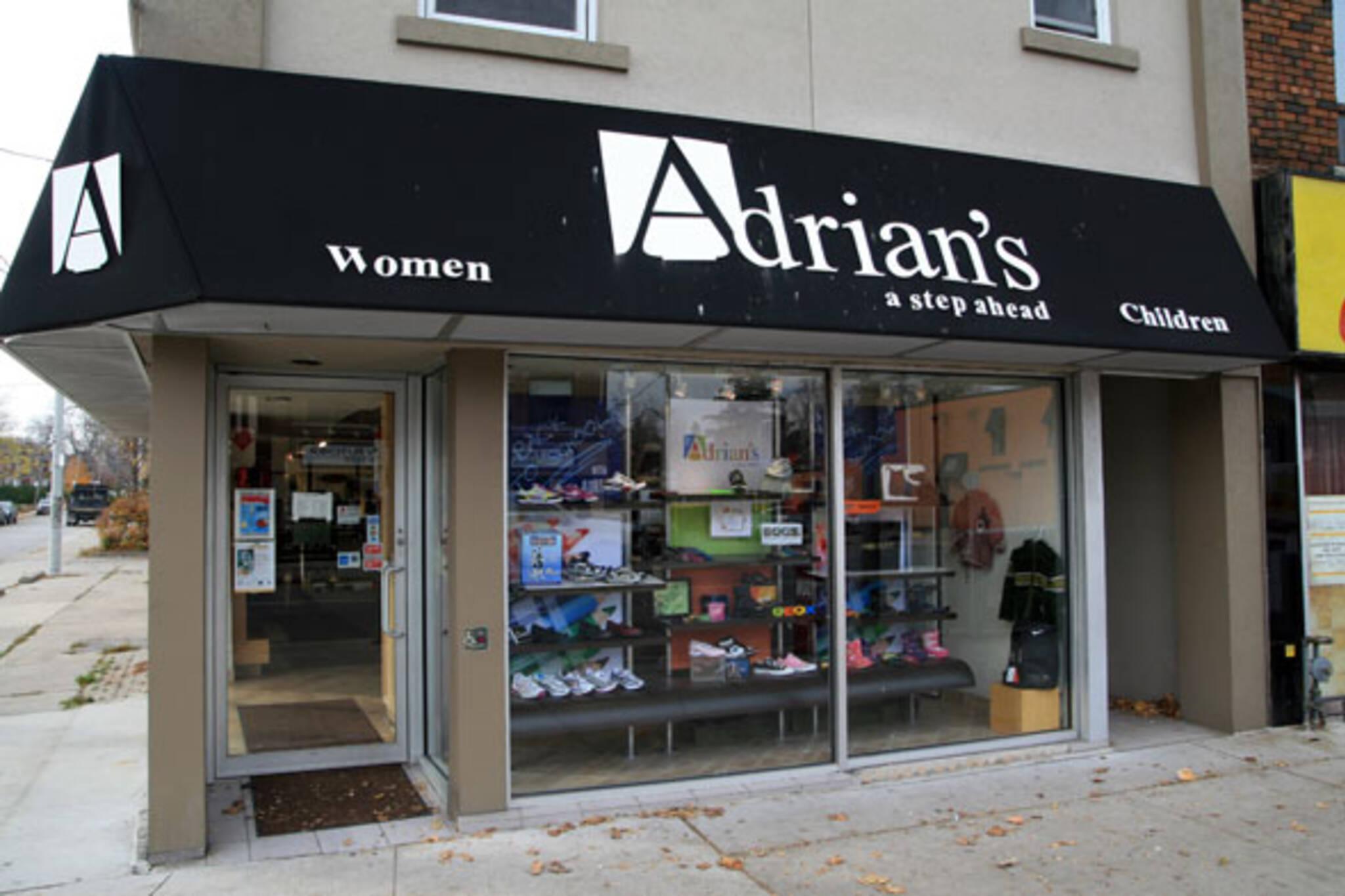 Adrian S Shoes Toronto