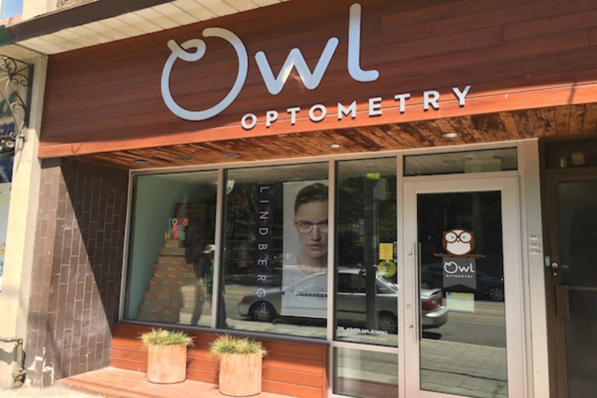 Owl Optometry Toronto