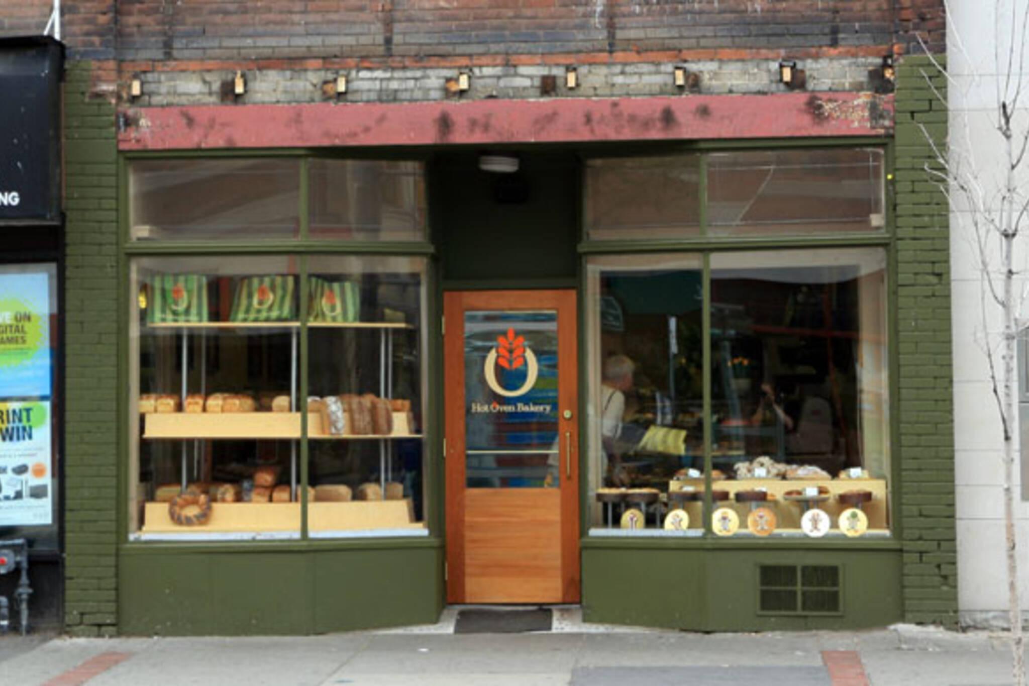 Hot Oven Bakery Toronto