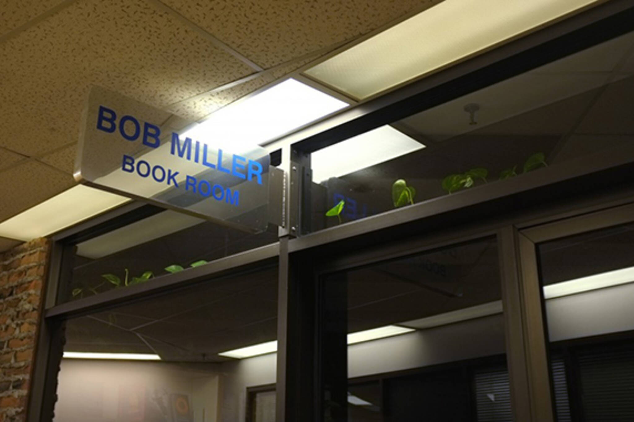 Bob Miller Book Room