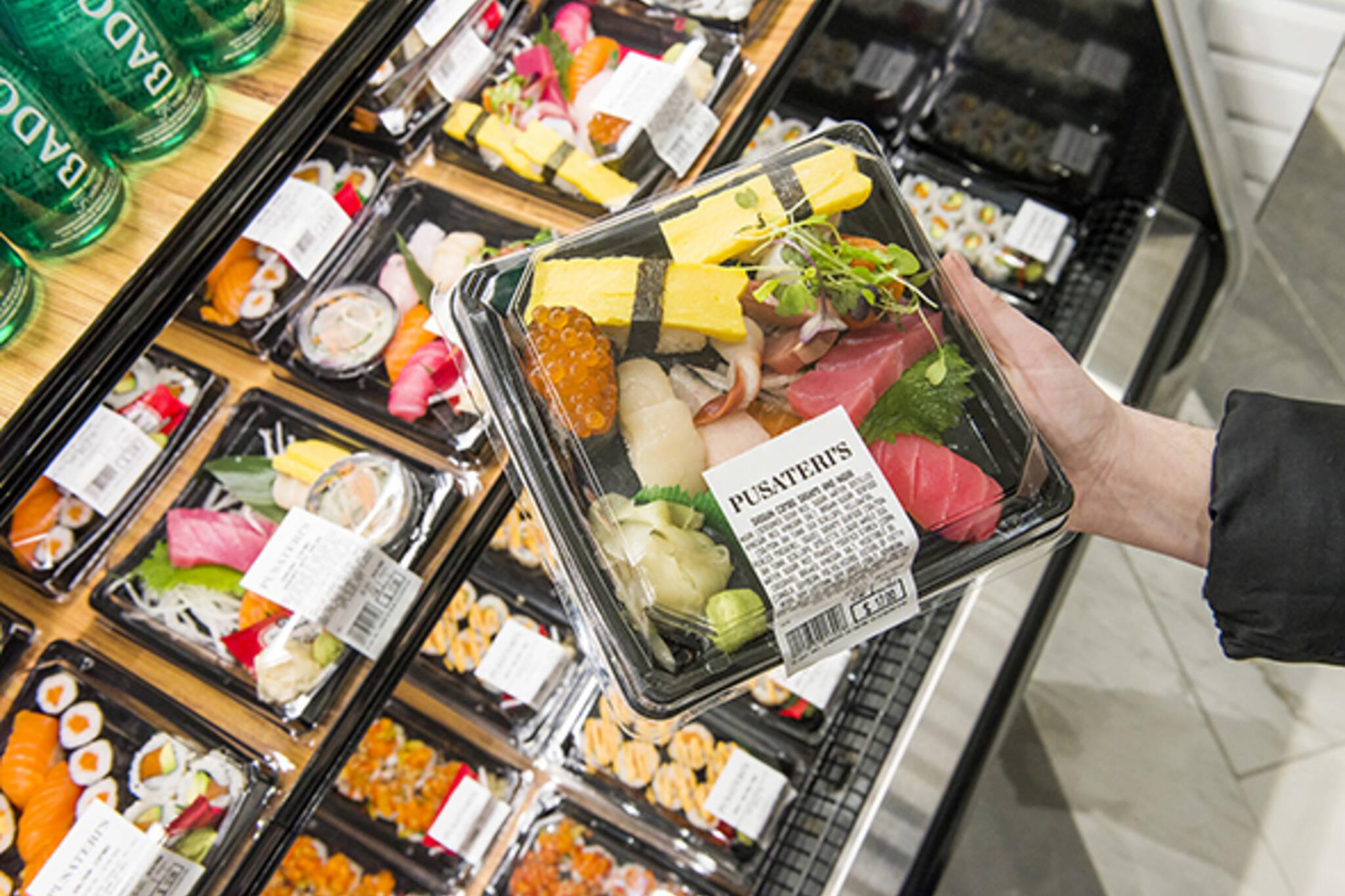 Saks Food Hall By Pusateri S Toronto On