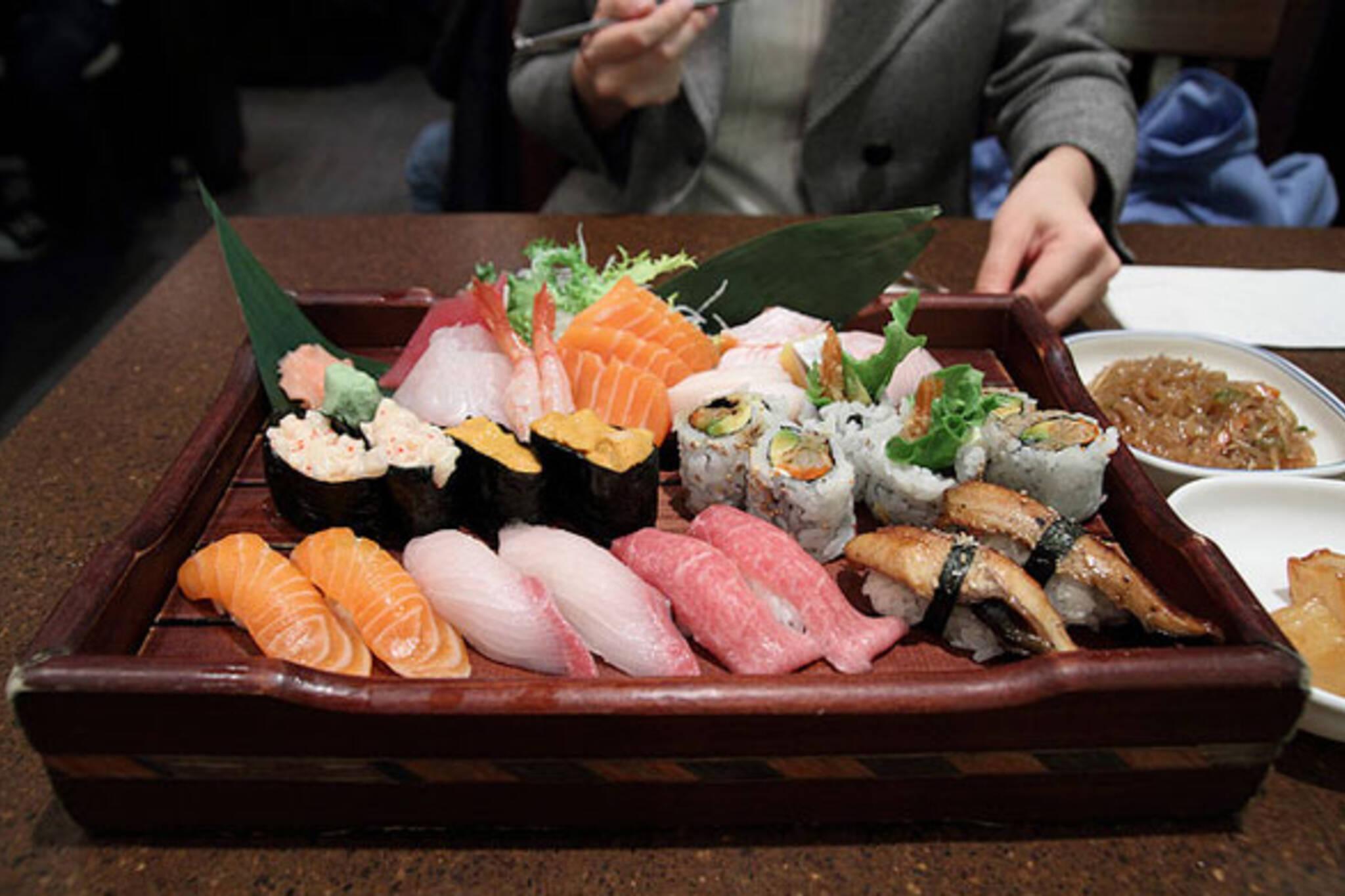 Gals Sushi