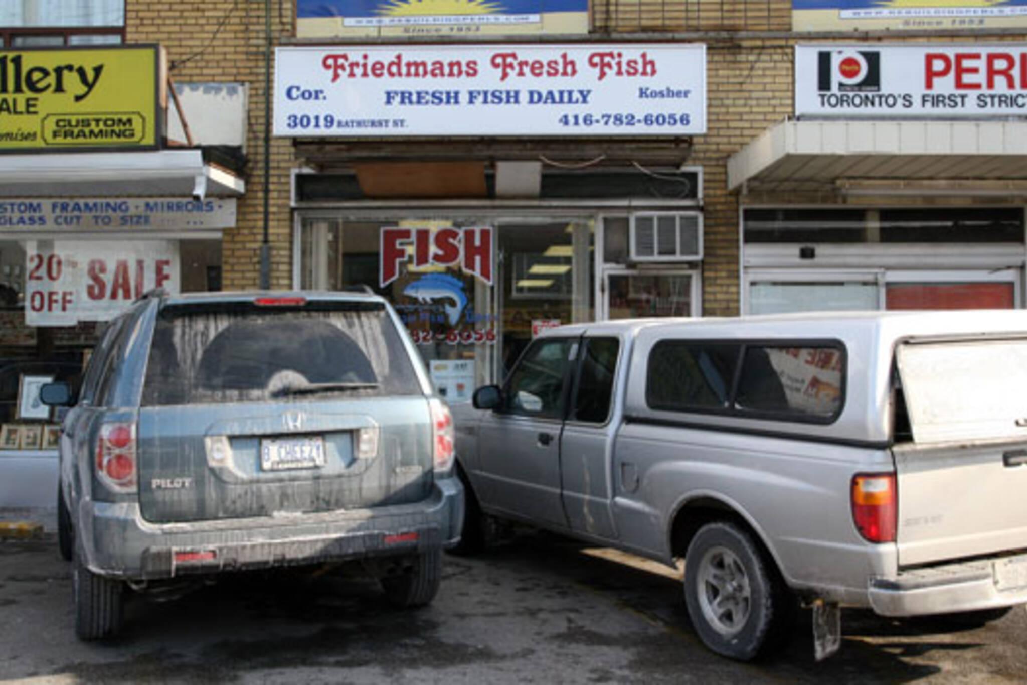 Friedmans Fresh Fish