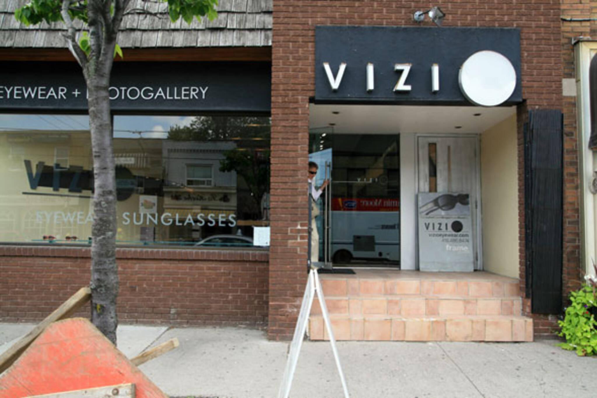 Vizio Eyewear Toronto