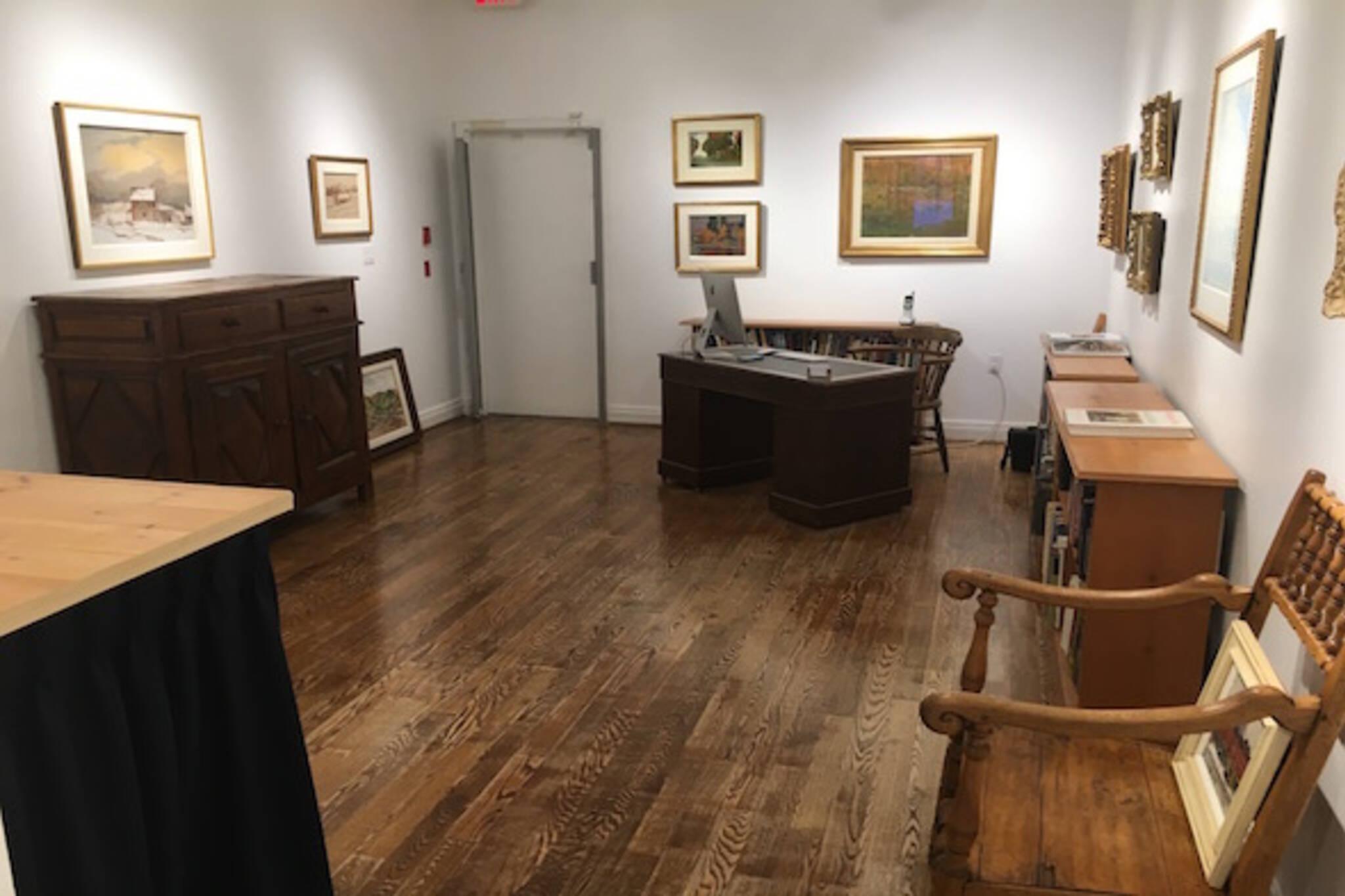 Canadian Fine Arts Gallery Toronto