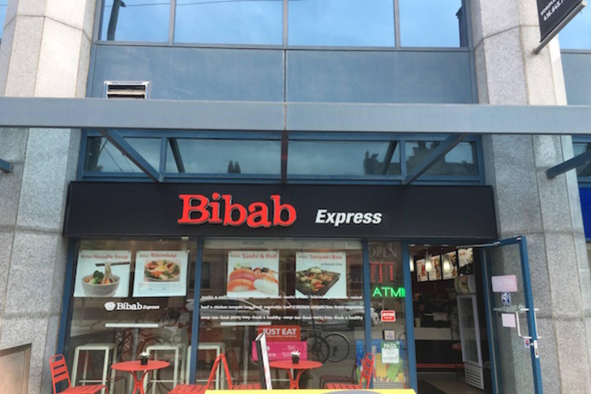 Bibab Express Toronto
