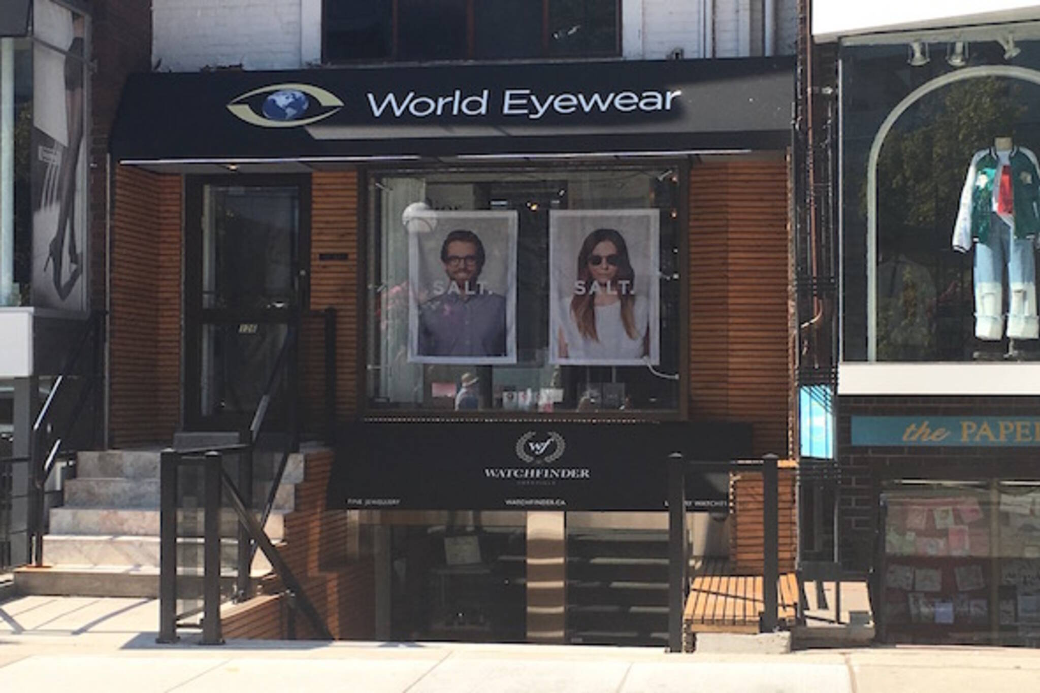 World Eyewear Toronto
